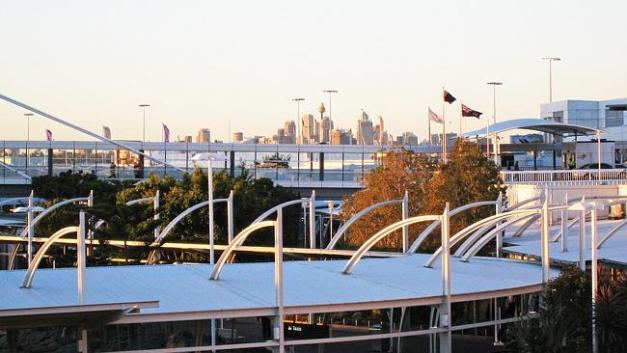 Sydney airport. Picture: newtown graffiti. Source: Flickr