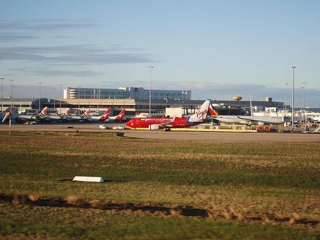 Brisbane airport came out tops. Picture: PhillipC. Source: Flickr