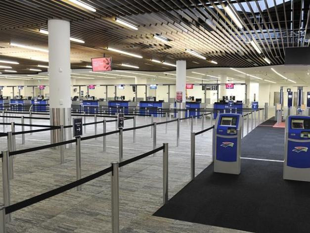 Perth Airport - Source: News Limited