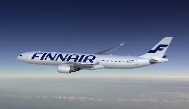 Finnair AY666 Copenhavn to Helsinki