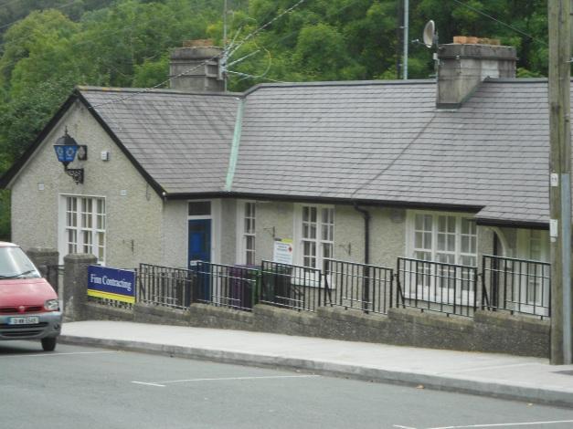 Avoca Garda Station