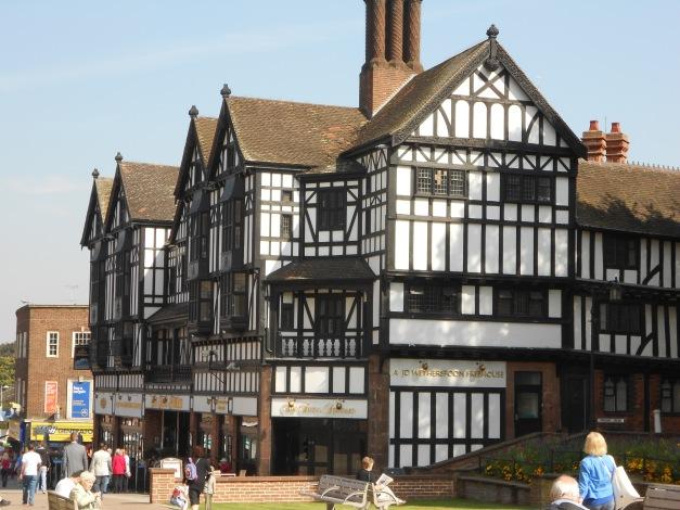 The Tudor Rose Inn