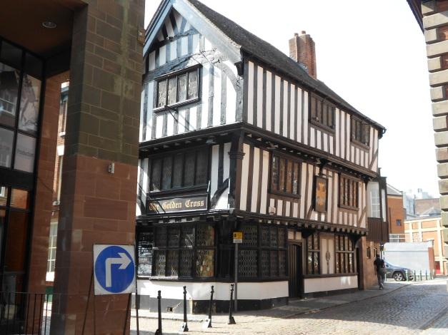 Another Tudor example