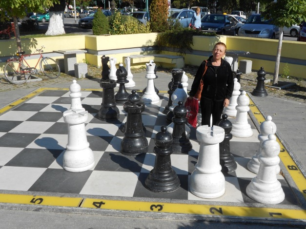 An extra chess piece?