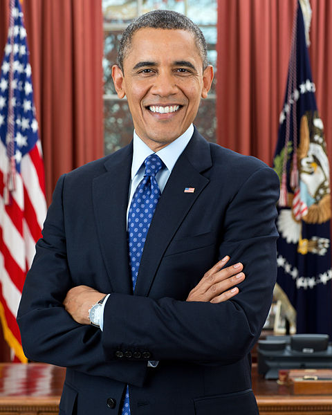 President Barack Obama. Official White House Photo by Pete Souza
