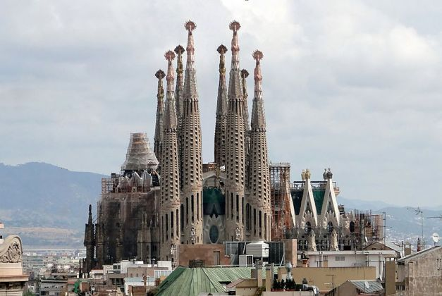 The Basilica and Expiatory Church of the Holy Family