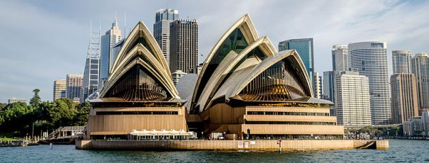 Sydney Opera House - Photo: H Peterswald