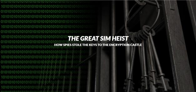 SIM Heist